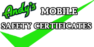 mobile safety certificates